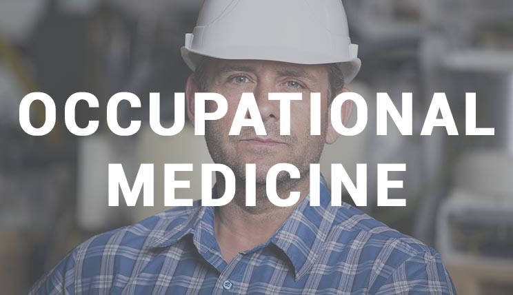 Access the page for the occupational medicne devices